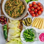 Turkish Bulgur Salad Kisir