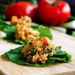 Turkish Bulgur Salad Kisir thumbnail