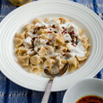 Turkish Dumplings Manti