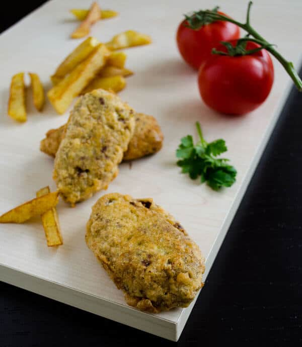 Turkish Kadinbudu Kofte - Give Recipe