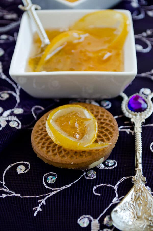 Homemade Lemon Jam | #jam #lemon #sweet | giverecipe.com
