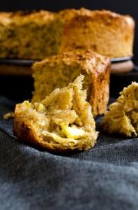 fluffy #zucchini #bread