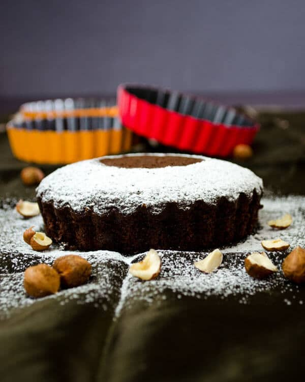 Easy Double Chocolate Cake2