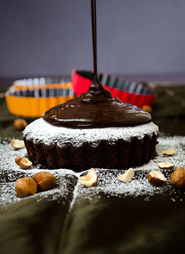Easy Double #Chocolate #Cake