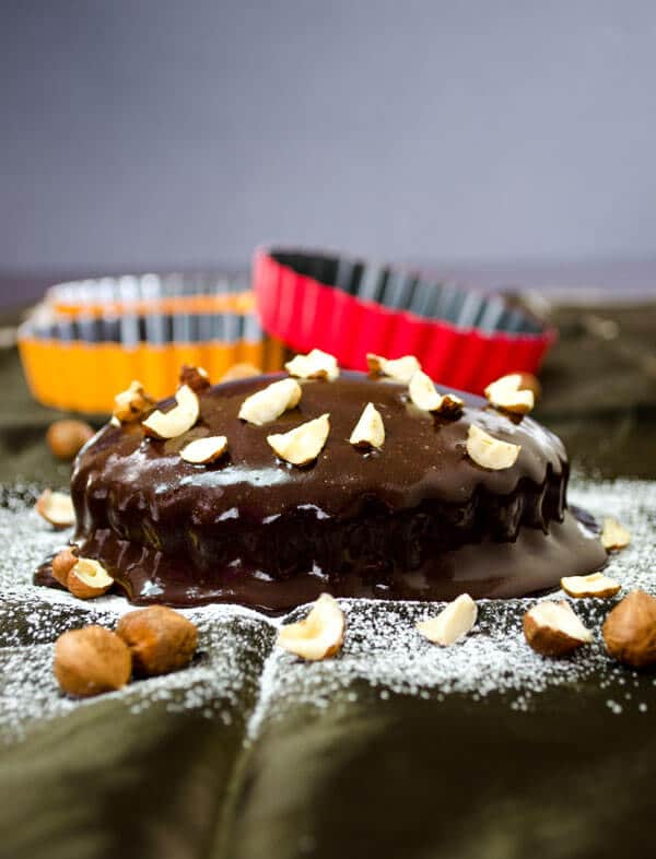 Easy Double Chocolate Cake5