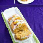 Salep Glazed Turkish Delight Carrot Cake