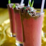 Simple #Strawberry #Milkshake