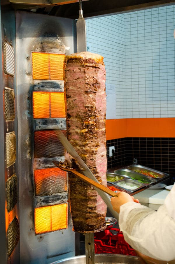 Turkish doner1