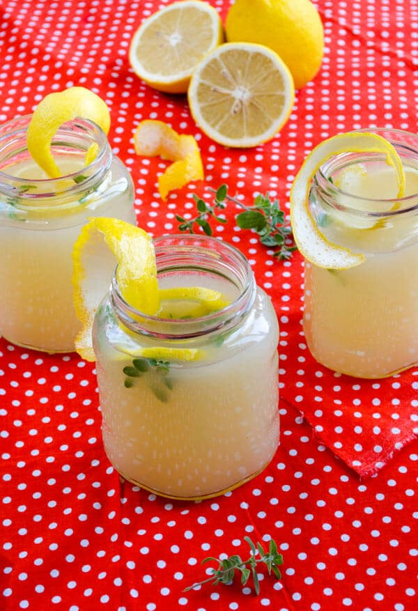 Fresh Homemade Lemonade3