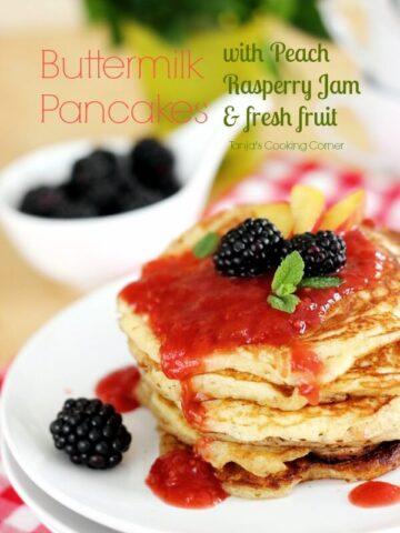 buttermilk #pancakes