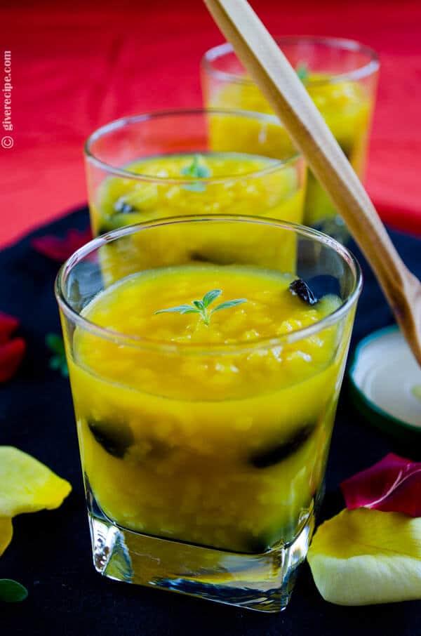 Ottoman #Saffron Rice #Pudding Zerde