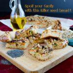 Whole Wheat Seed Bread