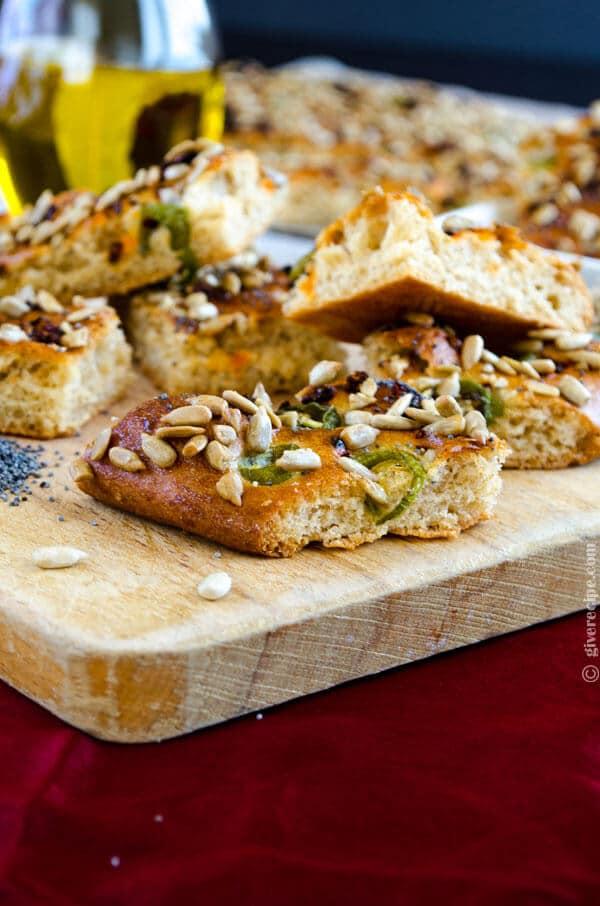 Whole Wheat #Seed #Bread