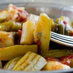 Braised Zucchini with Olive Oil