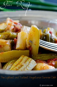 Zucchini with Olive Oil