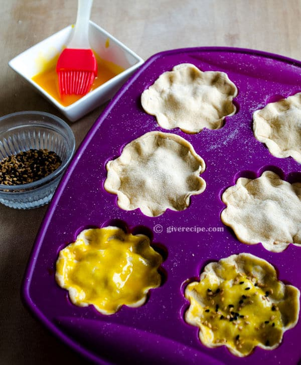 mini cheese #pies