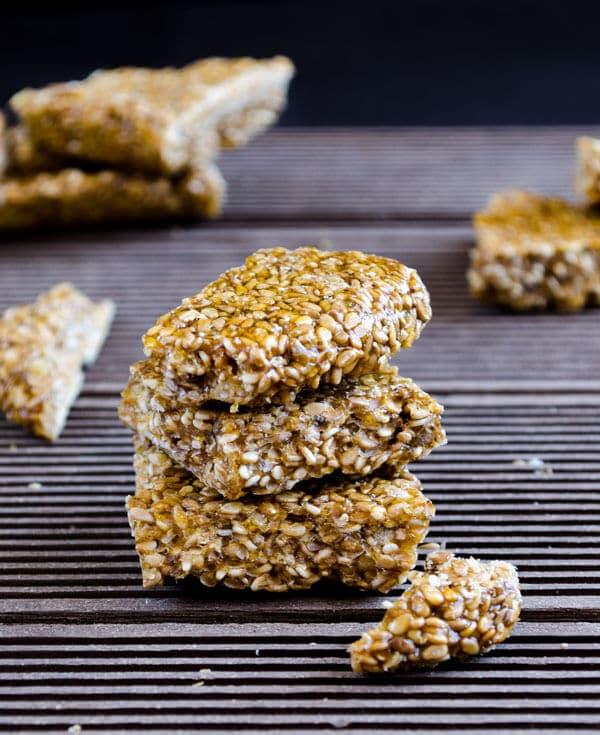 Crunchy #Sesame #Candy