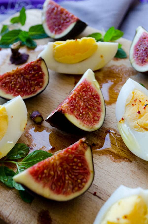 Fig and Egg Salad 5