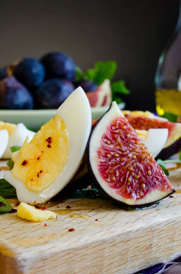 Fig and Egg Salad 6