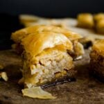 Homemade Authentic Baklava Recipe