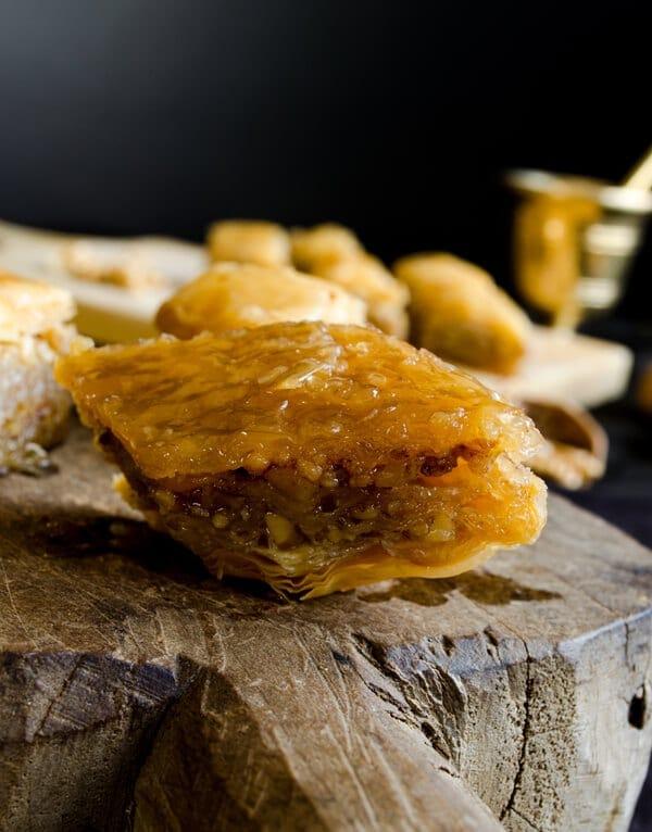 Baklavas aka the best eid desserts