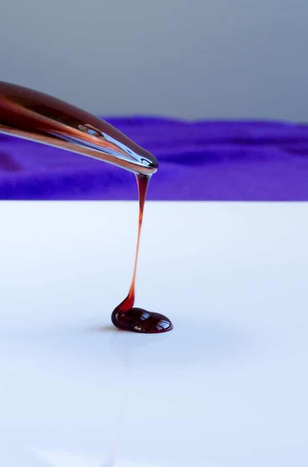 Homemade Pomegranate Molasses | giverecipe.com | #pomegranate #molasses #dressing #middleeast