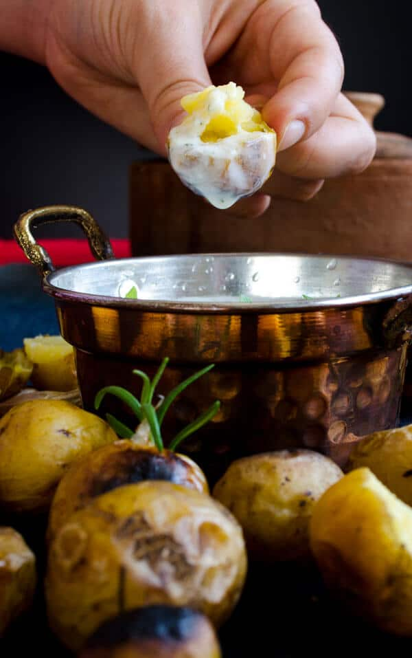 Roasted Baby Potatoes 5