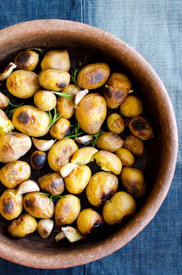 Roasted Baby Potatoes 6