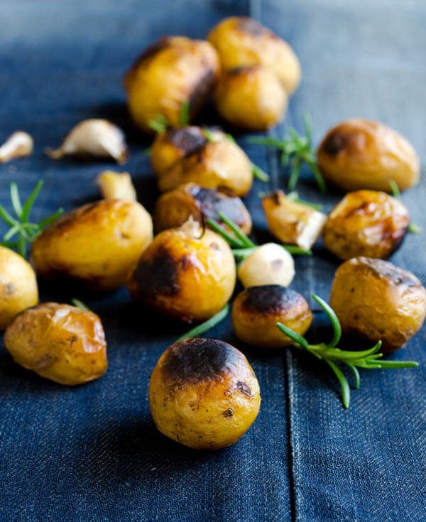Roasted Baby Potatoes 7