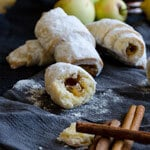 Cinnamon Walnut and Apple Rolls thumbnail