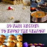 Fall Recipes 150x150