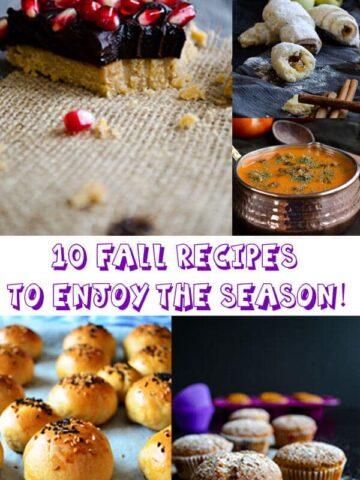 10 Fall Recipes | giverecipe.com