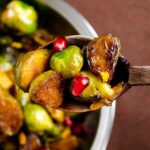 Citrus Caramelized Brussels Sprouts