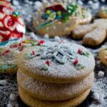Decorated Ginger Cut-Out Cookies