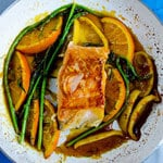 Stir Fry Salmon with Orange thumbnail