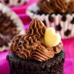 Eggless Chocolate Coffee Cupcakes 1 150x150