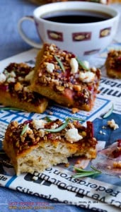 Hot Pepper Pizza Squares