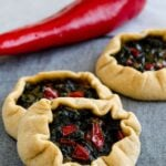 Mini Spinach Galettes 1 150x150