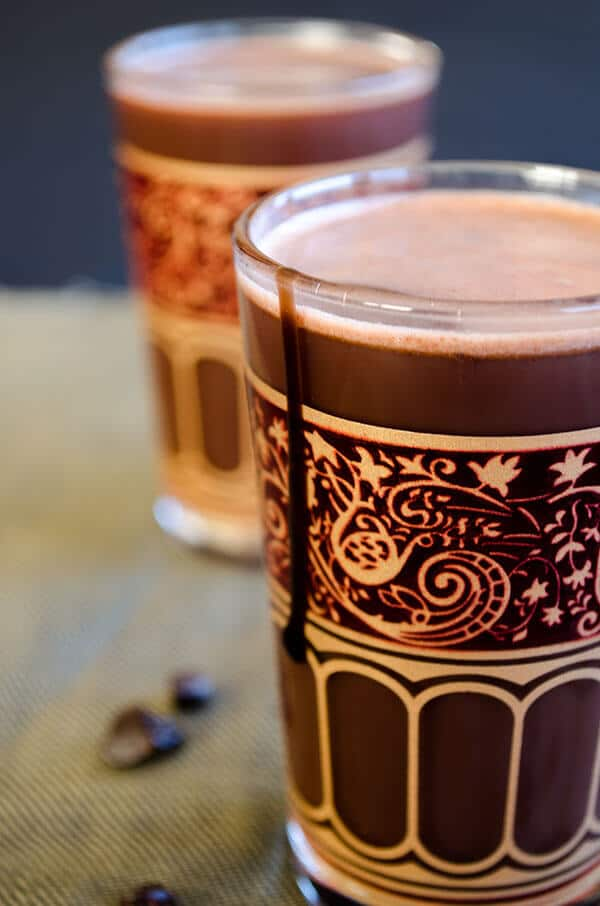 Basic Hot Chocolate | giverecipe.com| #chocolate #drink
