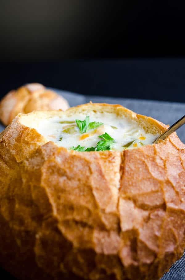 Cream of Vegetable Soup   giverecipe.com   #soup #vegetable