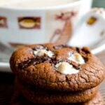 Marshmallow chocolate cookies 1 150x150