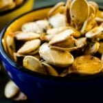 Roasted pumpkin seeds 1 150x150