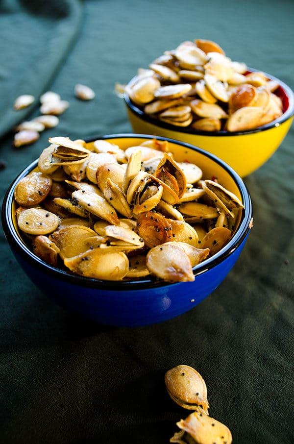 Roasted Pumpkin Seeds600 x 906 jpeg 75kB