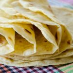 Basic Homemade Flour Tortillas