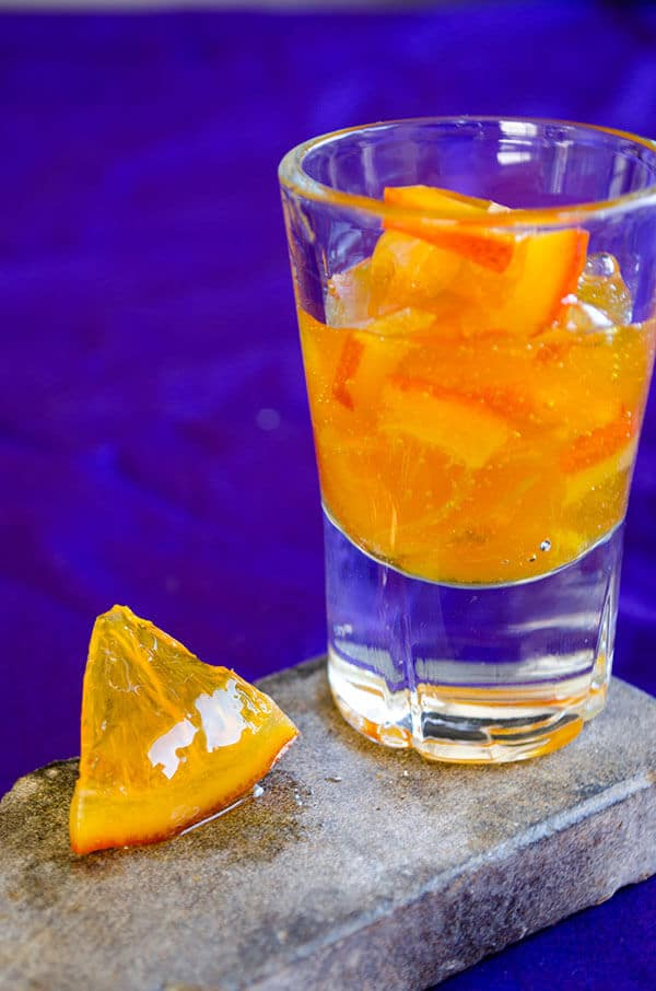 Homemade Orange Jam | giverecipe.com | #orange #jam #citrus