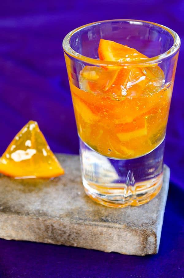 Homemade Orange Jam   giverecipe.com   #orange #jam #citrus