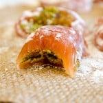 Homemade Turkish Delight | giverecipe.com | #turkish #turkishdelight #lokum #sweet
