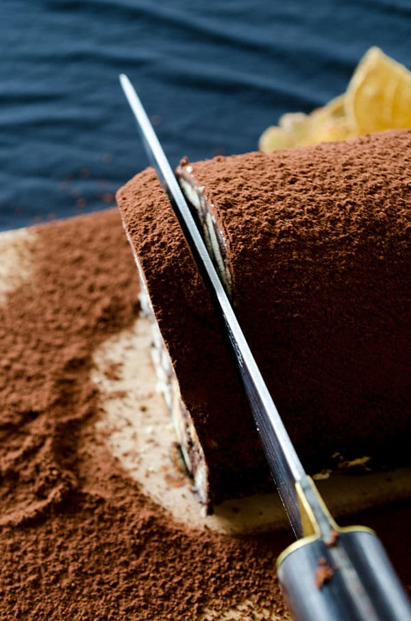 Snickers chocolate salami   giverecipe.com   #chocolate #salami #dessert