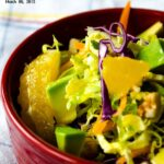 Tangy Brussels Sprout Salad
