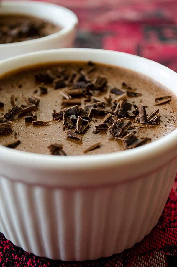 basic chocolate mousse   giverecipe.com   #chocolate #mousse #dessert